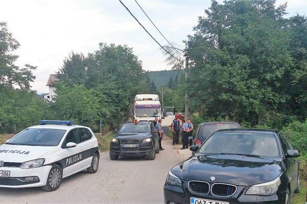1. Investor with police protection (c) Abaz Dželilović.