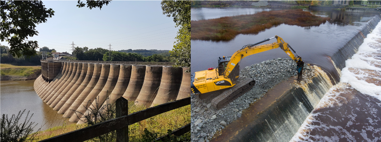 Lunch meeting: dam removal, a viable solution to regenerate european rivers
