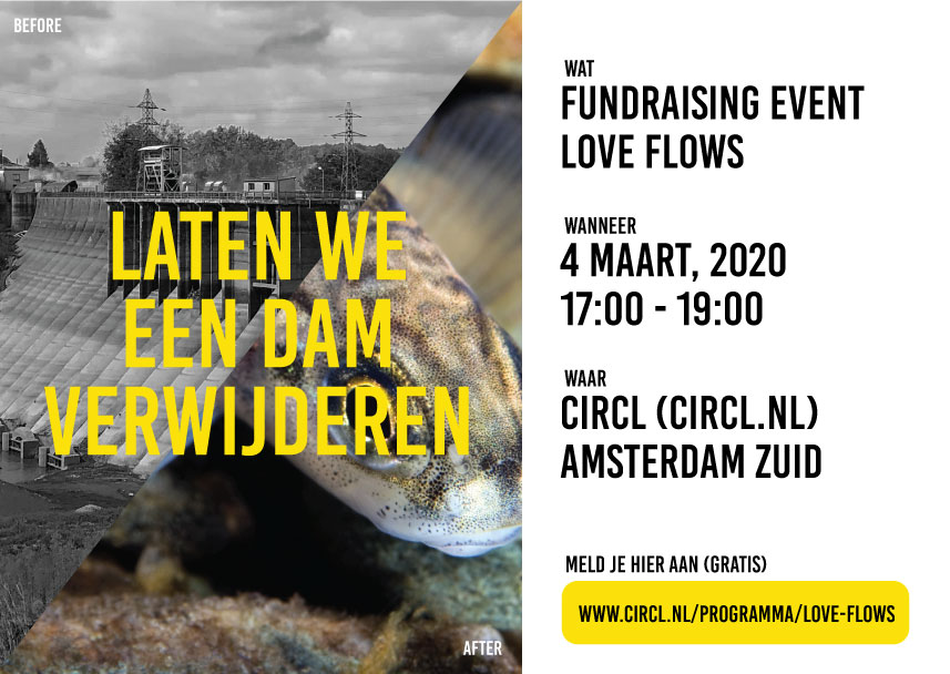 Fundraising event – Love Flows