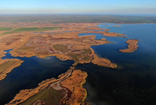 Danube Delta Dams, Ukraine
